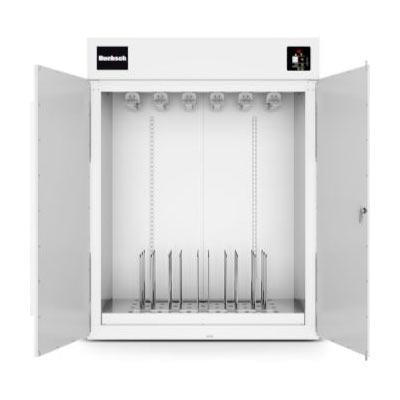 Huebsch Fire Gear Cabinet