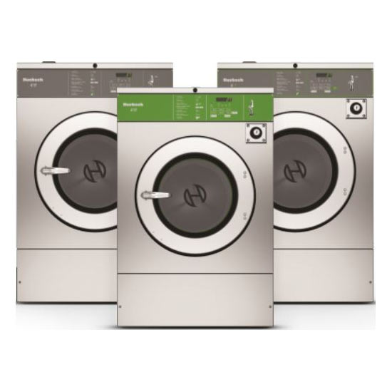 Huebsch Vended Galaxy 600 Washer Extractors